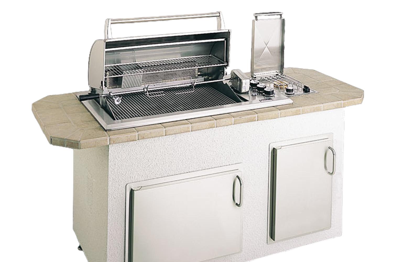 Wonderbaar Countertop BBQ | Built In BBQ | Propane Gas and Natural Gas BBQ EY-53