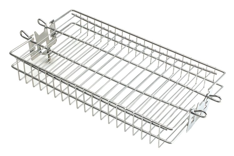 3618 flat rotisserie basket