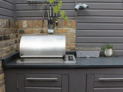 Outdoor kitchen Rosie Nottage