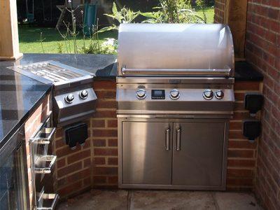 Outdoor kitchen Mayfield