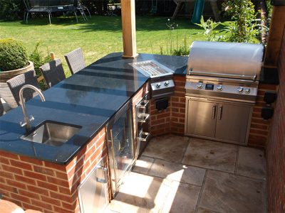 Outdoor kitchen Mayfield
