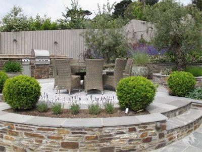 Outdoor kitchens Jo gardens