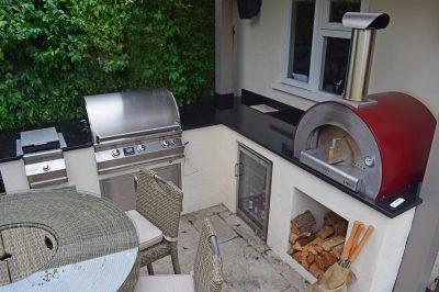 Surrey Outdoor Kitchen