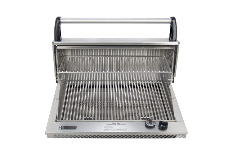 Countertop 31-S1SN Deluxe Fire Magic BBQ