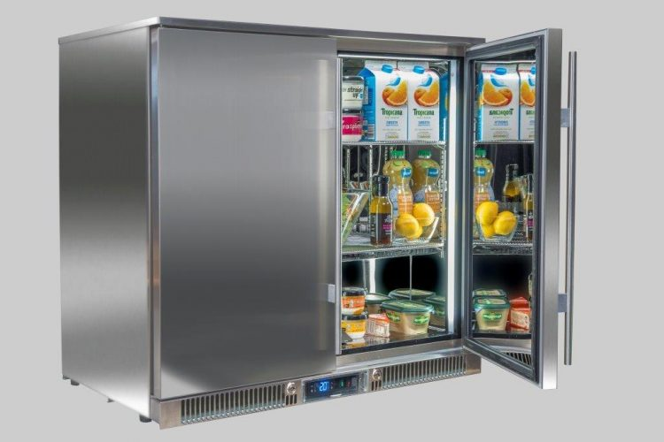 Blastcool Double Outdoor Fridge