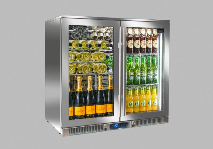 Blastcool Outdoor Fridge Double