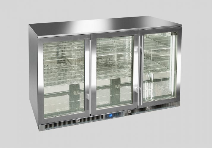 Blastcool Outdoor Fridge Triple